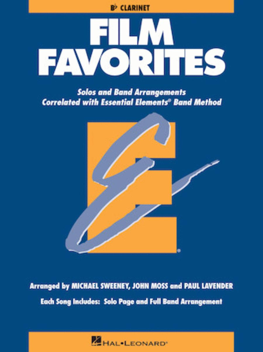 Film Favorites - Bb Clarinet