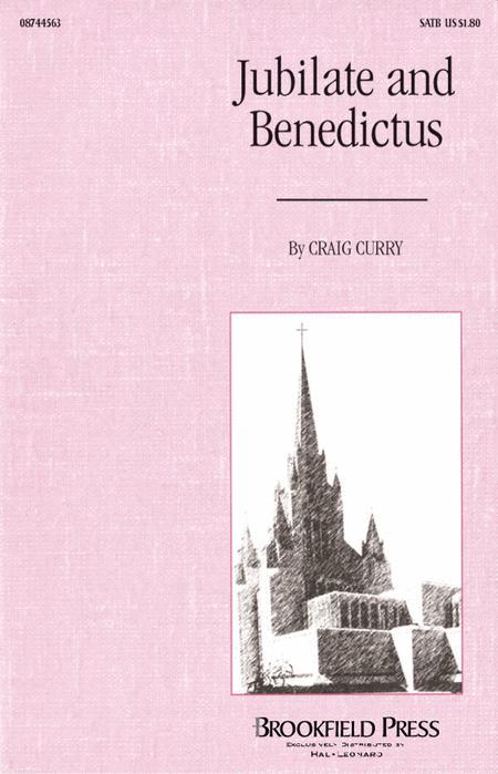 Jubilate and Benedictus