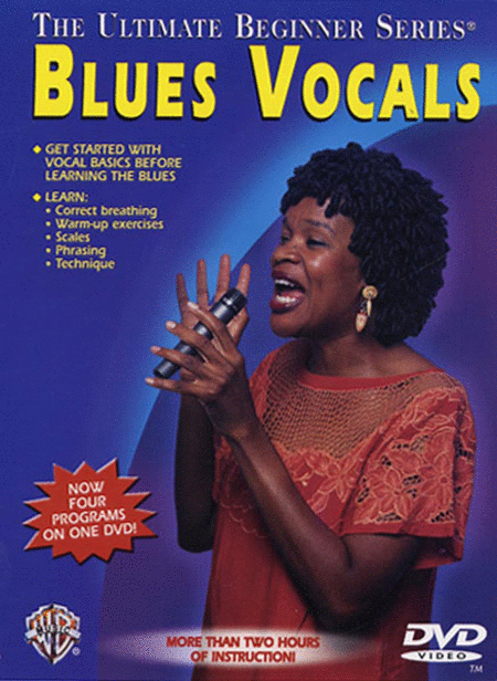 Ultimate Beginner Blues Vocals