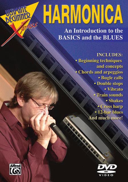 Ultimate Beginner Xpress -- Harmonica