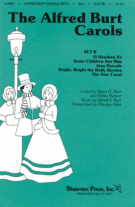 The Alfred Burt Carols - Set 2