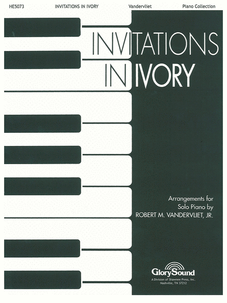 Invitations in Ivory