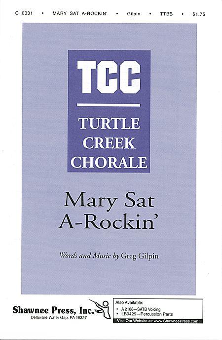 Mary Sat A-Rockin'
