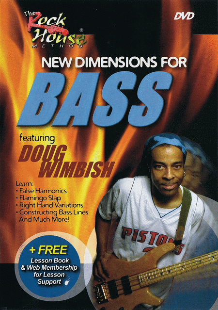 Doug Wimbish of Living Colour - New Dimensions for Bass
