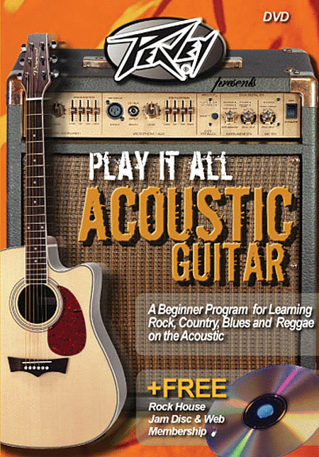 Peavey Presents Play It All - Acoustic Guitar
