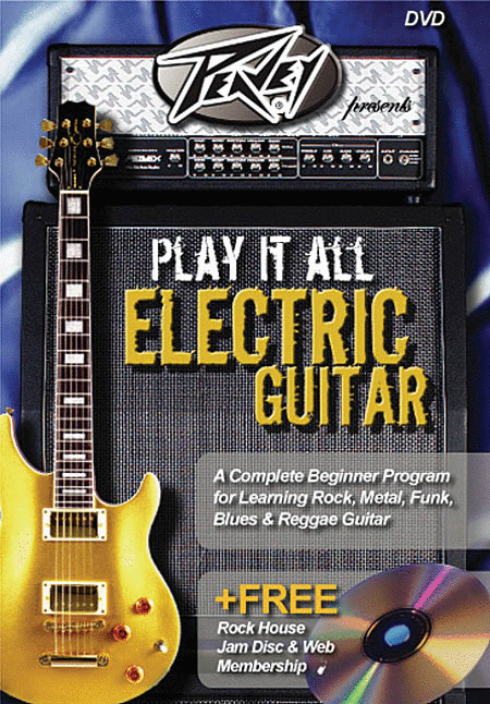 Peavey Presents Play It All - Electric Guitar