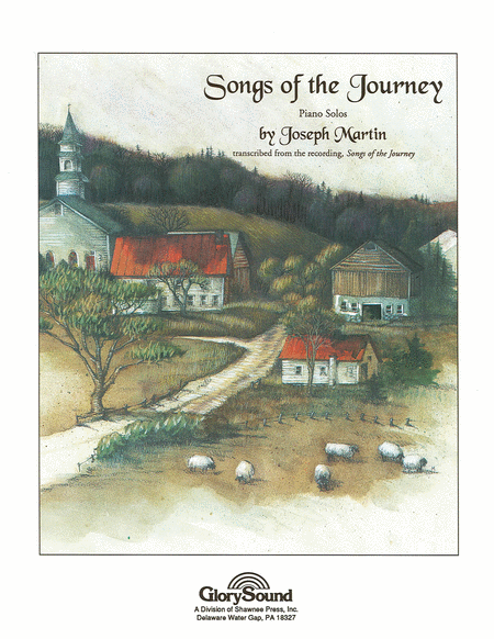 Songs of the Journey Piano Collection