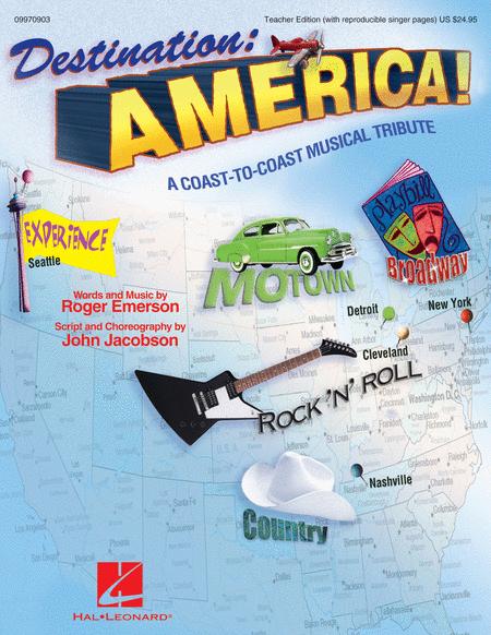Destination: America!