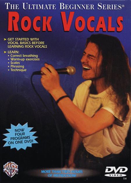 Ultimate Beginner Rock Vocals
