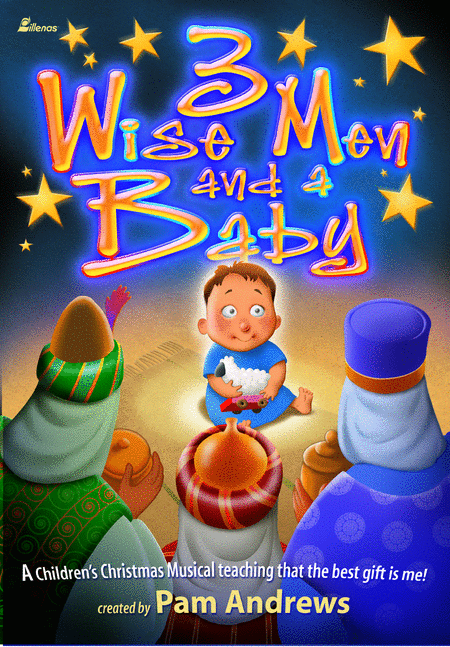 3 Wise Men and A Baby (Book)