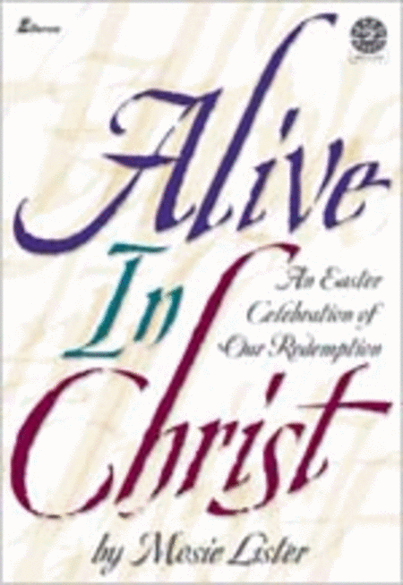 Alive in Christ (Bulletin Blanks)