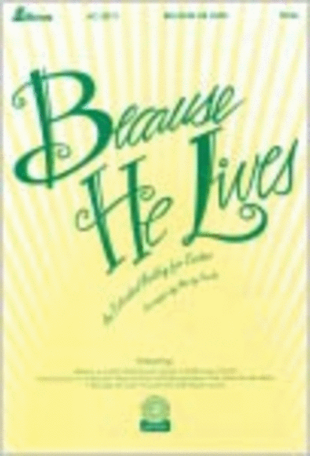 Because He Lives (Split-Channel/Stereo/Vocal)
