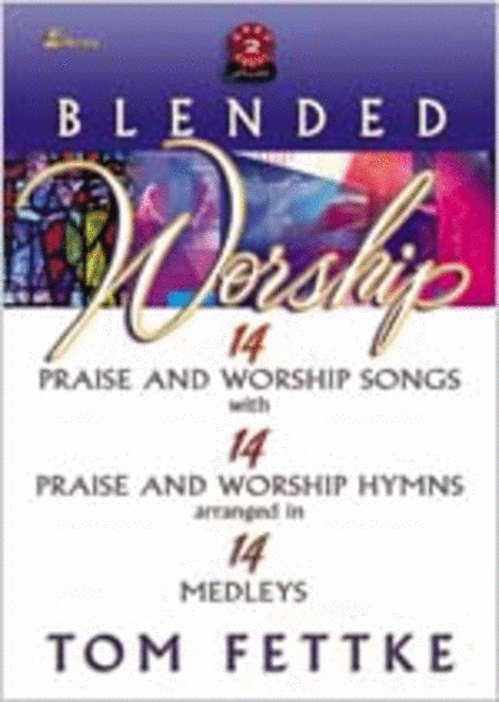 Blended Worship (Book)