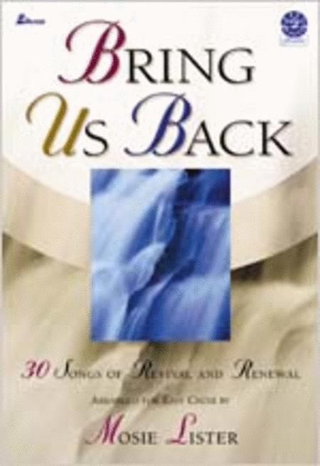 Bring Us Back (Book)