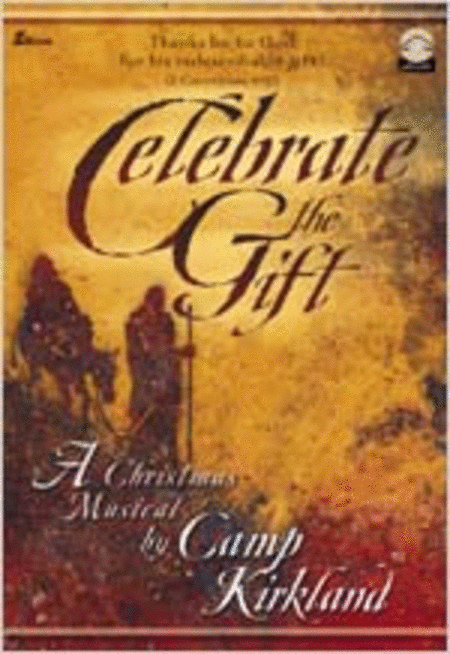 Celebrate the Gift (Bulletin Blanks)