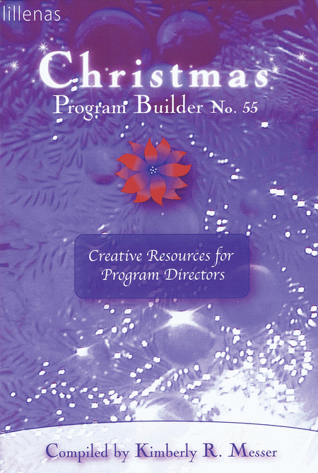 Christmas Program Builder No. 55