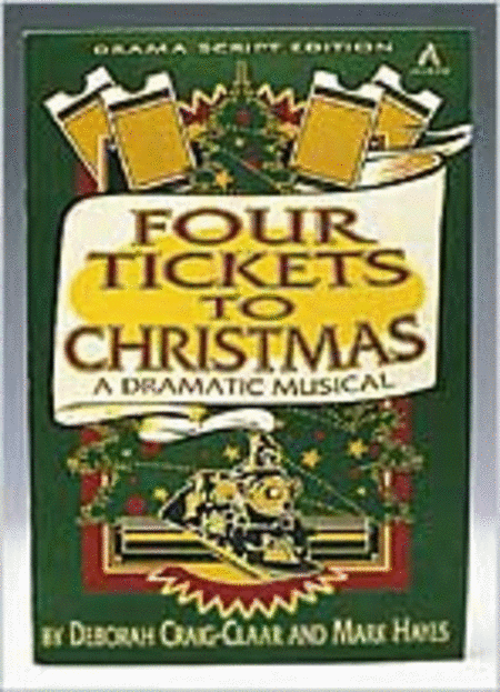 Four Tickets to Christmas (CD Preview Pack)