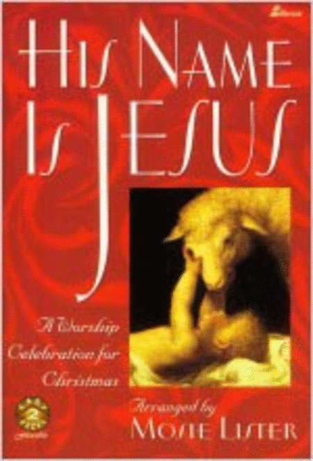 His Name Is Jesus (Split-Channel Accompaniment CD)