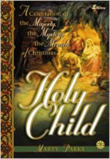 Holy Child (Keyboard Accompaniment Book)
