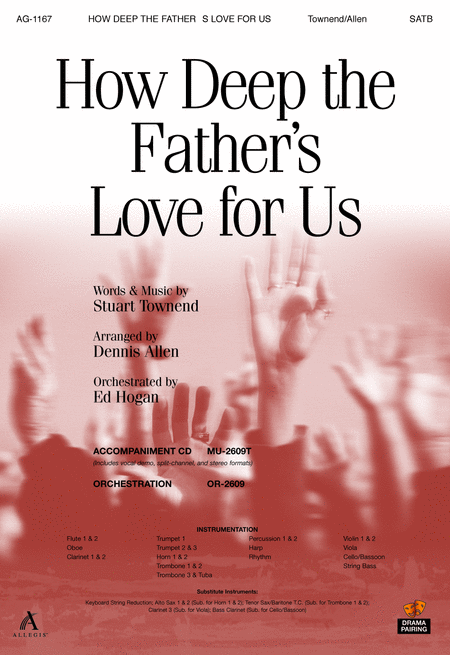 How Deep the Father's Love for Us (Anthem)