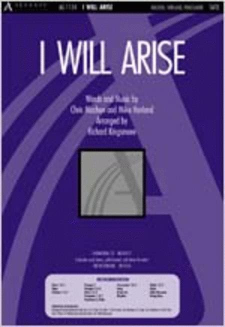 I Will Arise (Anthem)