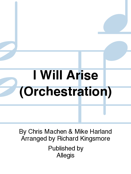 I Will Arise (Orchestration)