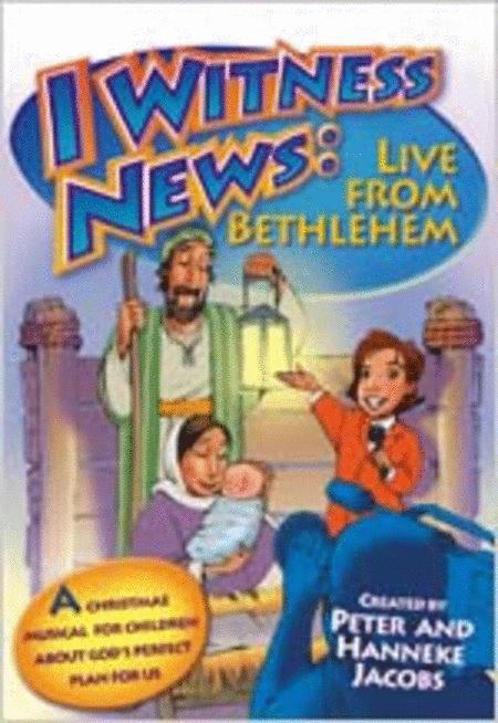 I Witness News: Live/Bethlehem (Split-Channel Accompaniment CD)