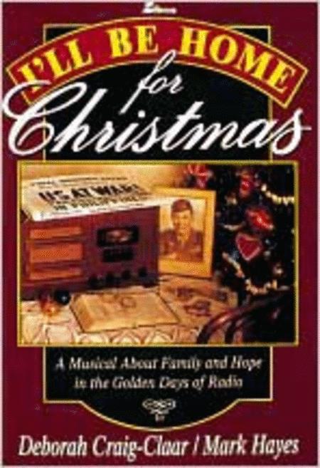 I'll Be Home for Christmas (Bulletin Blanks)