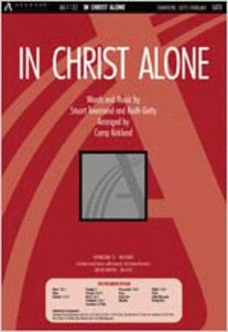 In Christ Alone (Anthem)