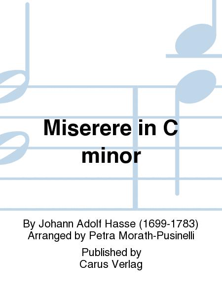Miserere in C minor