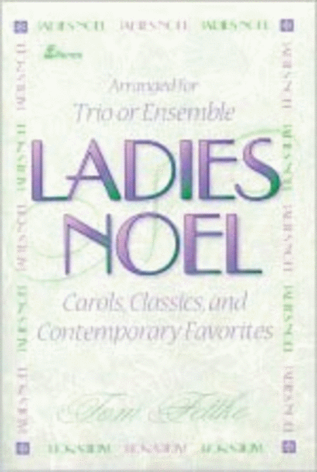 Ladies Noel (Split-Channel Accompaniment CD)