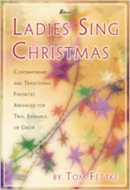 Ladies Sing Christmas (Book)