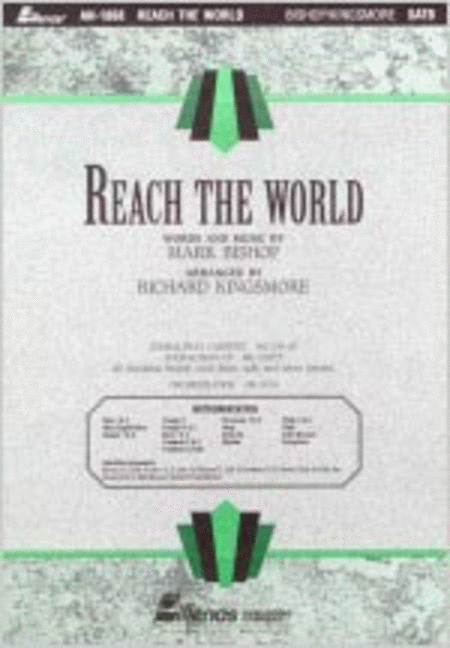 The King and I/Reach the World (Lillenas Choraltrax CD #8)