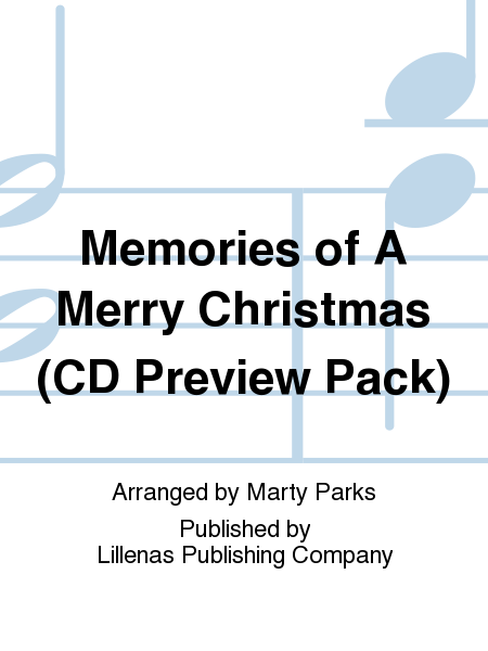 Memories of A Merry Christmas (CD Preview Pack)