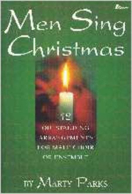 Men Sing Christmas (Split-Channel Accompaniment CD)
