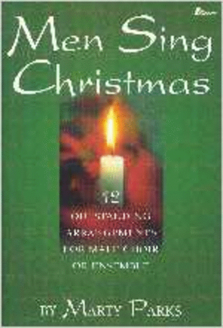 Men Sing Christmas (Stereo CD)