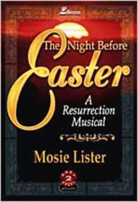 The Night Before Easter (Split-Channel Accompaniment CD)
