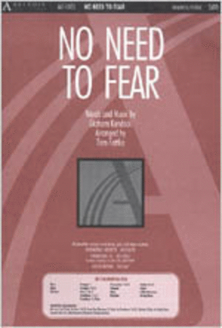 No Need to Fear (Orchestration)