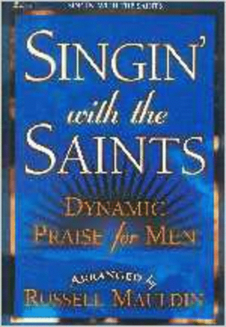 Singin with the Saints (Stereo CD)
