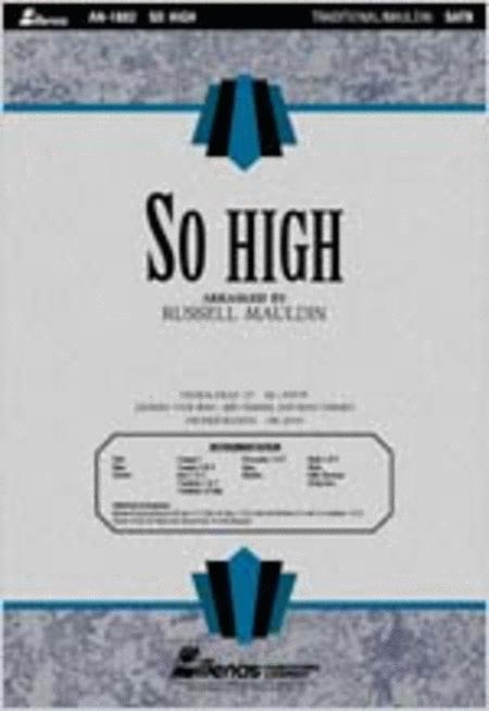 So High (Anthem)