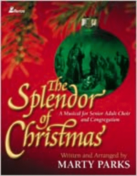 The Splendor of Christmas (Split-Channel Accompaniment CD)