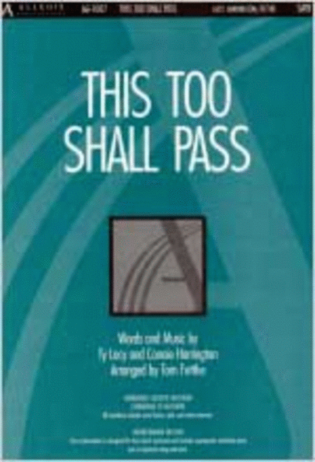 This Too Shall Pass (Orchestration)