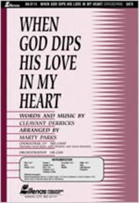 When God Dips His Love in My Heart (Anthem)