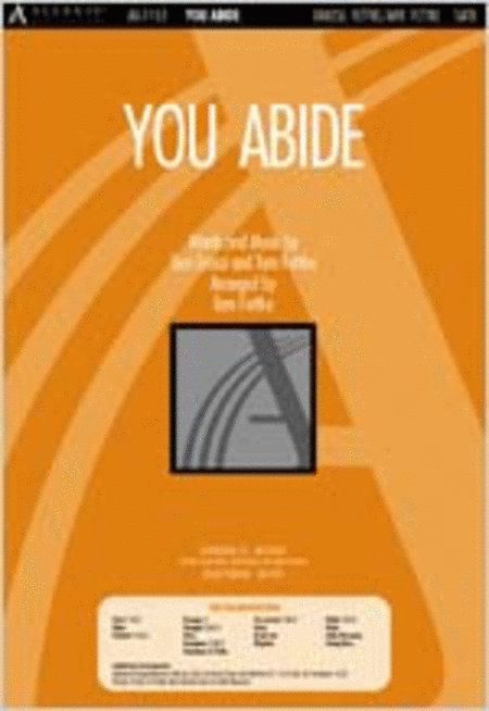 You Abide (Anthem)