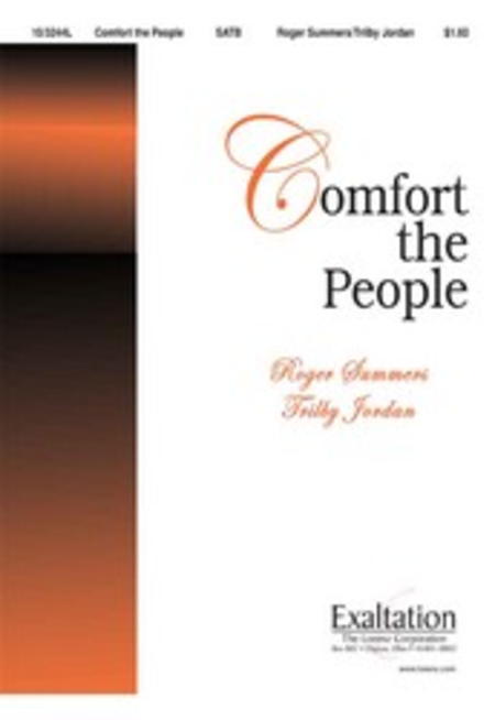 Comfort the People
