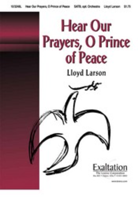 Hear Our Prayers, O Prince of Peace