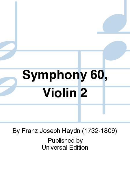 Symphony 60, Violin 2