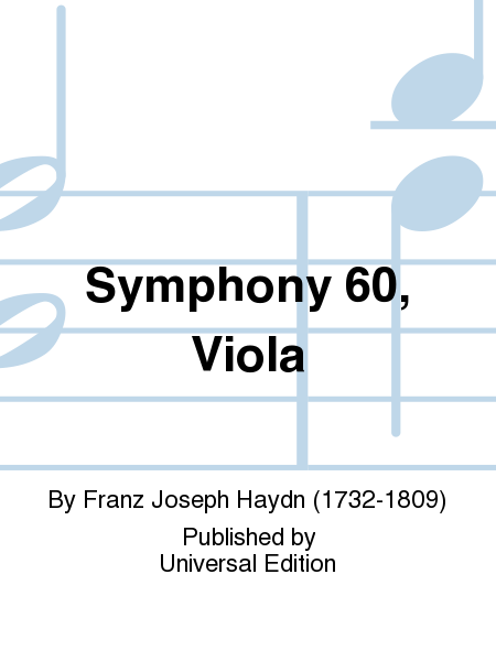Symphony 60, Viola
