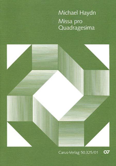 Missa pro Quadragesima