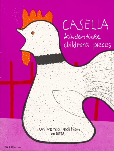 Casella Children's Pieces Op.3